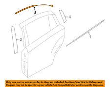 SUBARU OEM 12-15 Impreza Exterior-Rear-Black Out Tape Right 90422FJ081
