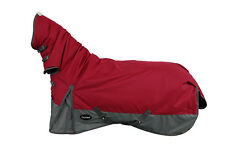 CHONMA 6'9'' 600D 250G Winter Waterproof BreathableTurnout Horse Rug Combo-A43n