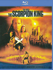 The Scorpion King with The Rock      (Blu-ray Disc)