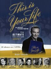 This Is Your Life: The Ultimate Collection, Vol. 1 [3 Discs] (REGION 1 DVD New)