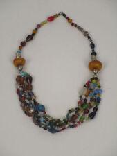Natürliche Markenlose Modeschmuck-Halsketten & -Anhänger für Damen