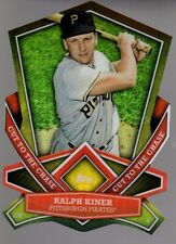 Ralph Kiner 2013 Topps die cut Cut to the Chase CTC-27 GD212 Pittsburgh Pirates