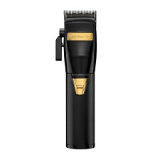 BaByliss PRO Cordless Clipper Limited Edition Black/Gold FX870B 110-220 Volts