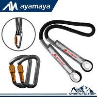 Fusion Prima Steel Ladder Hook Auto-Lock 45kN Carabiner