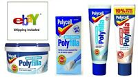 Multi Purpose Filler   Quick Drying or Ready Mixed   Polycell Polyfilla