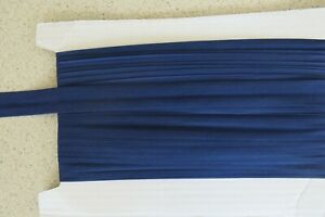 Bias binding Navy  Cotton 25mm(1inch) x 15m