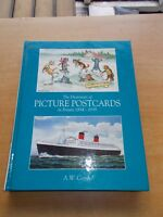 The Dictionary of Picture Postcards in Britain, 1894-1939 by A.W. Coysh Hardback