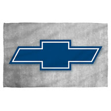 "Chevrolet Simple Vintage Bowtie Licensed Beach Towel 30"" x 60"""