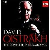 David Oistrakh: The Complete EMI Recordings (2015)