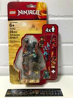 LEGO NINJAGO - LEGO 40342 Minifigure Set Pack - 59 pcs (minifigures minifigs)