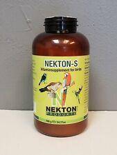 Nekton-S Multi-Vitamin for Birds 700gm / 1.54lb No Lid - Sealed