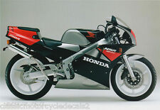 HONDA NSR250 NSR250R MC18 1989 DECAL SET2