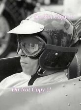 Jim Clark Lotus 38 Ollon-Villars Hill Climb 1965 Photograph 2