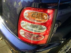 ## Nissan Micra K11 Heckleuchtensatz, Modern good ##
