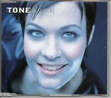 (AK648) Tone, L.O.V.E - 1999 CD