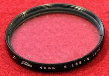 Toshiba 49mm Skylight Filter
