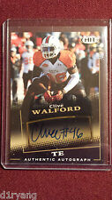 Clive Walford  2015 Sage Hit  Auto Rookie Card