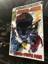 Jessica Jones #13 Lenticular Cover Homage First Printing