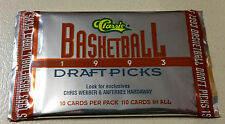 NBA Classic 1993/94 Draft Picks Pack - Basketball Cards