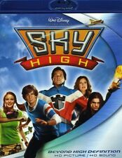 Sky High (2005) [New Blu-ray] Ac-3/Dolby Digital, Dolby, Dubbed, Widescreen