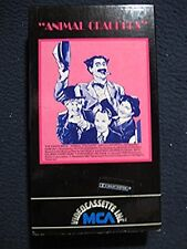 Animal Crackers [VHS] [VHS Tape] [1930] Marx Brothers