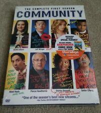 Community: Season 1, New DVD, Chevy Chase, Joel McHale