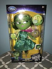 Disney Pixar INSIDE OUT MOVIE Deluxe Talking Action Figure Doll DISGUST