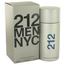 Carolina Herrera 212 Men EDT 200ml 6.7oz 100% Original NIB Sealed Perfect Gift