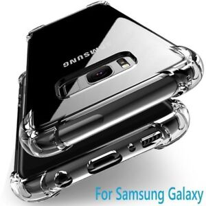 Shockproof Case 360 TPU Full Protector Cover For Samsung Galaxy S7 S8 S8 PLUS