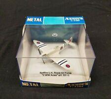 "Armour Spitfire U.K. Royal Air Force ""II WW Aces"" art. 5316, 1:100 Die Cast"