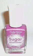 Sally Hansen SUGAR SHIMMER Textured Nail Polish BERRIED UNDER 06