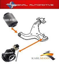 Convient nissan elgrand E51 2002-2010 suspension avant wishbone bras bush kit 2 pces