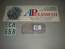PLASTICA FANALE ANTERIORE (FRONT LIGHT) SX BIANCO RENAULT R4  II SERIE ARIC