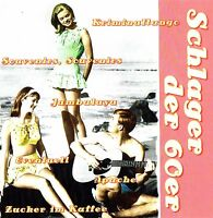 """SCHLAGER DER 60er"" 15 Tracks CD from the 60s Fox Music Neu & OVP"