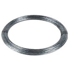 Eagle 50' Ft Steel Guy Wire Twisted 20 AWG 4 Strand Antenna Mast Cable Support