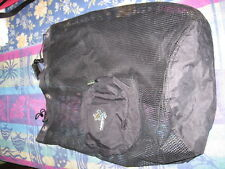 Akona Scuba Diving Mesh Gear Bag AKB811 Back Pack  IN  VERY GOOD CONDITION USED