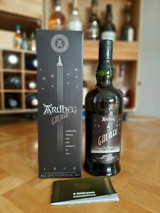 Ardbeg Galileo 1999 - 2012 Islay Single Malt Whisky 49 % Vol. , Neu