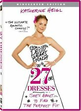 27 Dresses (Widescreen Edition) DVD