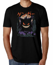 Gengar KAIJU Pokemon Men's T-Shirt