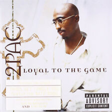 Tupac Loyal To The Game CD Brand New 2004