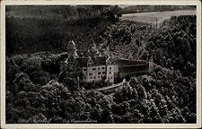 ROCHSBURG AK um 1930 Orig. Fliegeraufnahme Luftbild-Aufnahme mit Burg Ansicht
