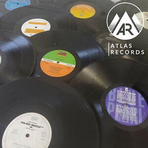 "5 x Upcycling 12"" Inch LP Vinyl Records - Job Lot Crafting"
