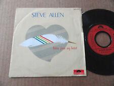 "45T STEVE ALLEN  "" LETTER FROM MY HEART """
