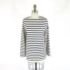 XS - SAINT JAMES for J CREW Unisex MERIDIEN II Nautical Shirt NEW $95 0628JF