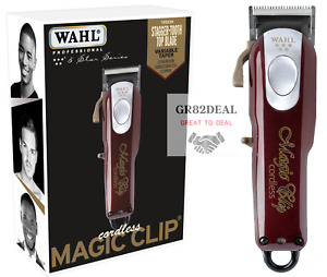 Wahl 8148 5 Star Series Magic Clip Lithium-Ion Cord/Cordless Fade Clipper NEW