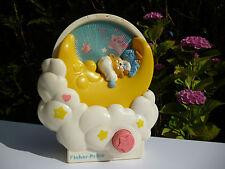 🌟 Jouet Musical La Lune Teddy Beddy Bear Fisher Price Vintage Réf: 1402