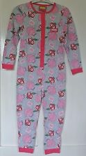 NEUF MOSHI MONSTER 100% coton All in One Sleepsuit 5-6 ans
