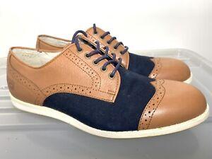 Near New ONITSUKA TIGER Chaussures De Ville Dress Shoes US 10 #18967