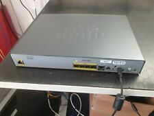 Cisco CISCO881-SEC-K9 -  Integrated Services Router with Security License