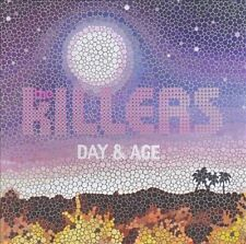 THE KILLERS - Day & Age (CD, Super Jewel Box, Nov-2008, Island (Label))